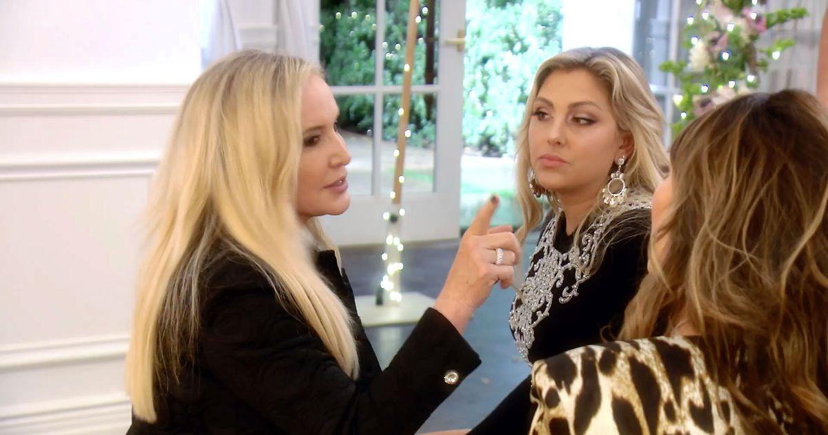 Real Housewives of Orange County Recap, Season 14 Episode 1